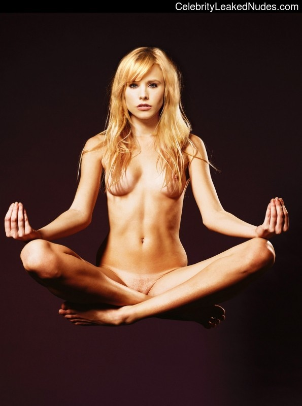 Naked celebrity picture Kristen Bell 8 pic