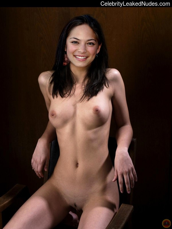 Kristin Kreuk celebrities naked