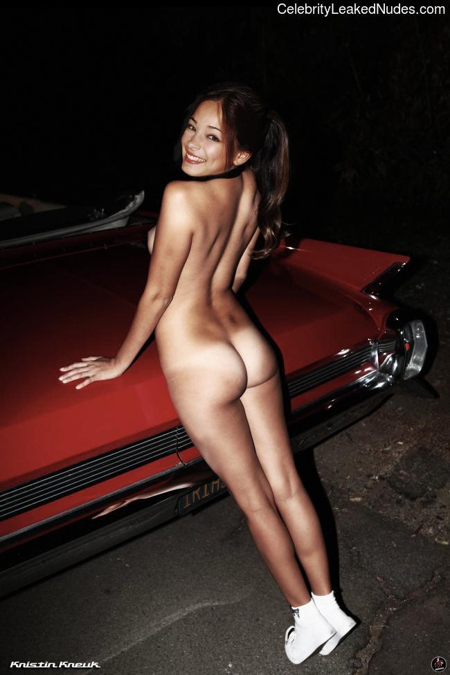 Celeb Nude Kristin Kreuk 18 pic