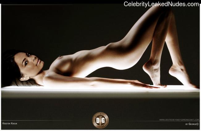 Naked Celebrity Kristin Kreuk 29 pic