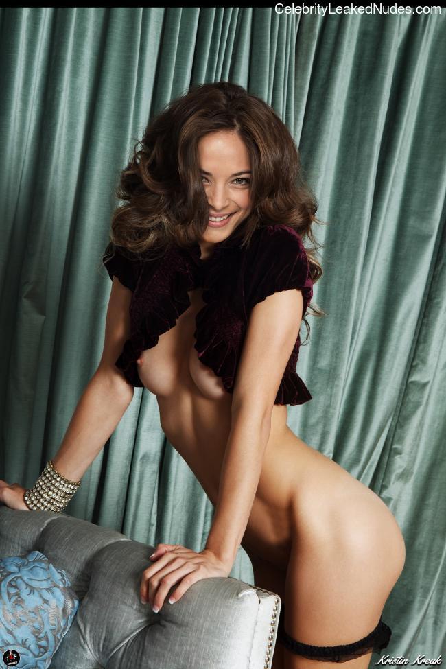 Kristin Kreuk nude celebrity