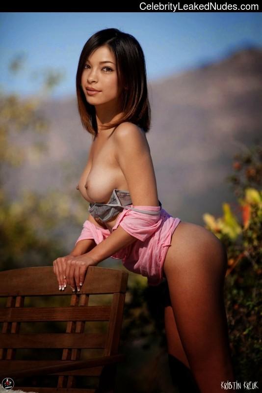 Free Nude Celeb Kristin Kreuk 3 pic