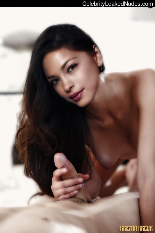 naked Kristin Kreuk 9 pic