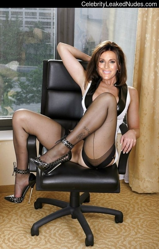 Alison tyer posing nude in bed 4