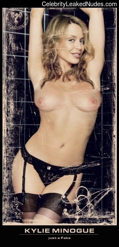 Kylie Minogue celebrity nude pics