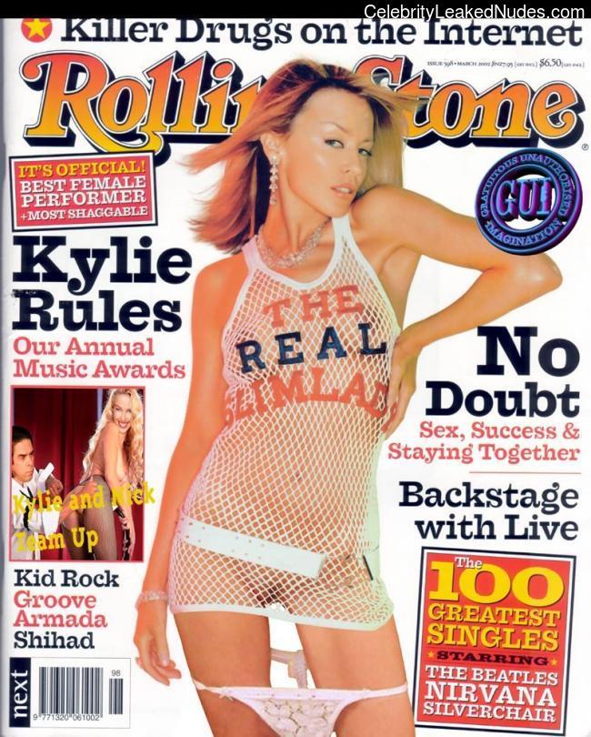 Celeb Nude Kylie Minogue 2 pic