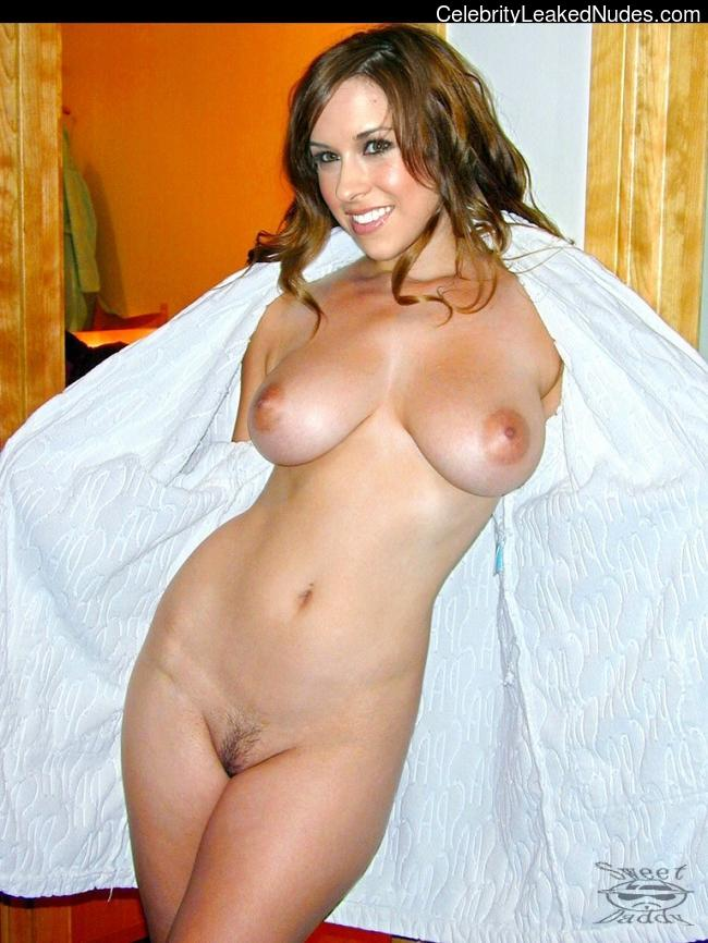 Celebrity Leaked Nude Photo Lacey Chabert 5 pic