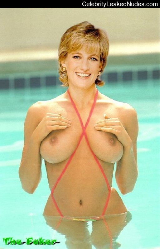 Newest Celebrity Nude Lady Diana 24 pic
