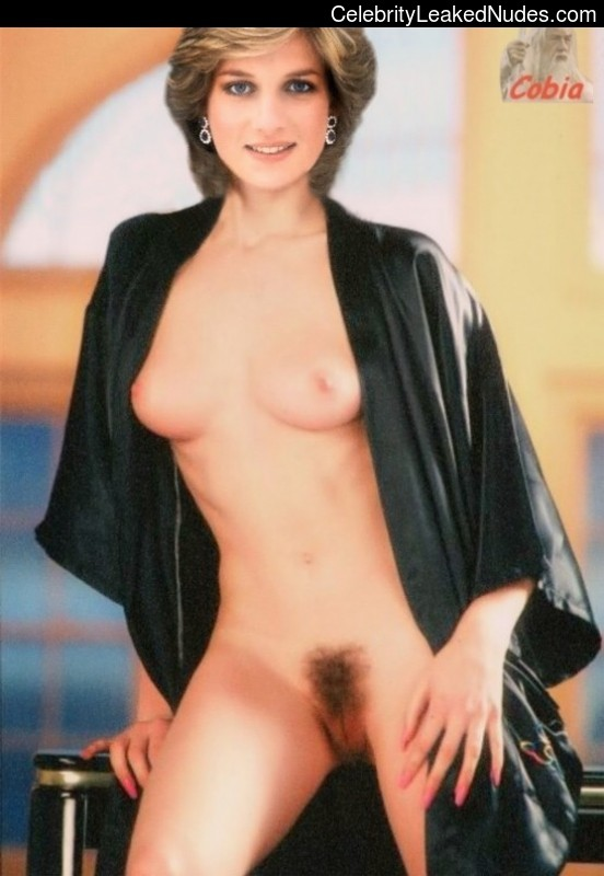 Naked Celebrity Pic Lady Diana 14 pic