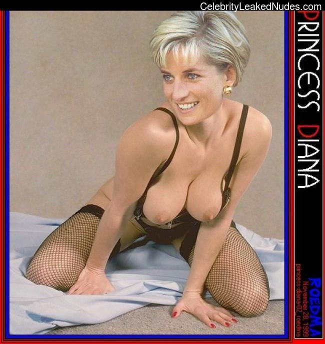 Naked Celebrity Pic Lady Diana 19 pic