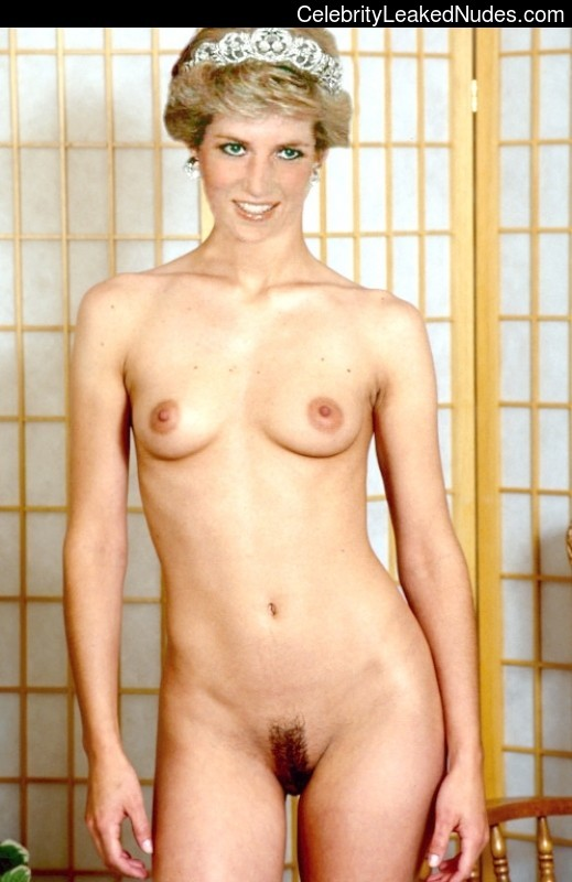 naked Lady Diana 26 pic