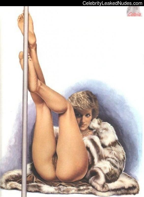 Celeb Naked Lady Diana 5 pic