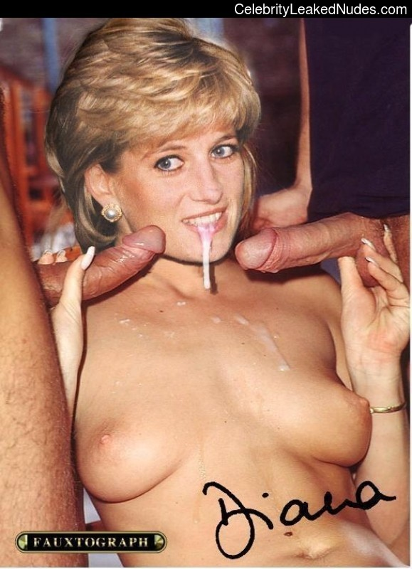 Best Celebrity Nude Lady Diana 1 pic