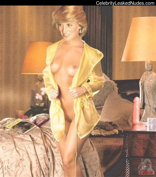 Real Celebrity Nude Lady Diana 16 pic