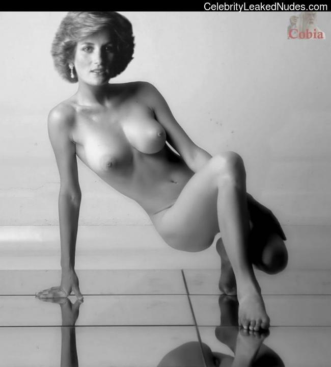 Nude lady diana
