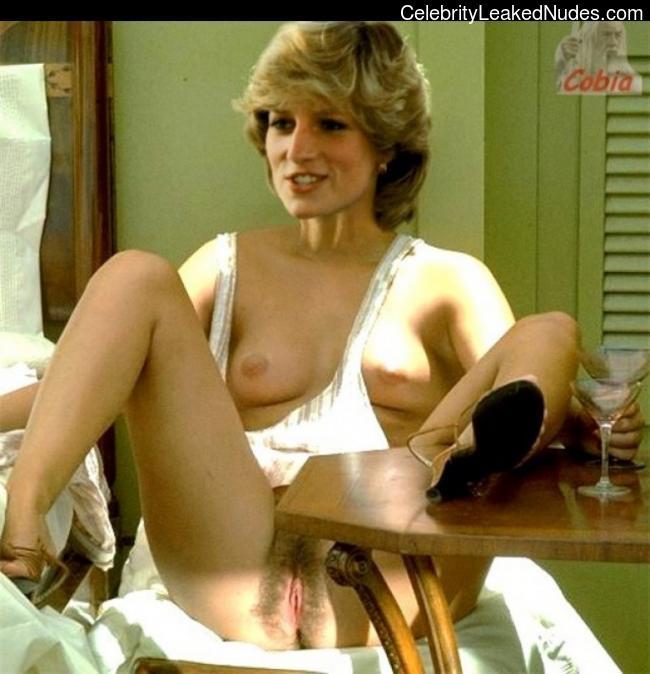Celeb Nude Lady Diana 29 pic