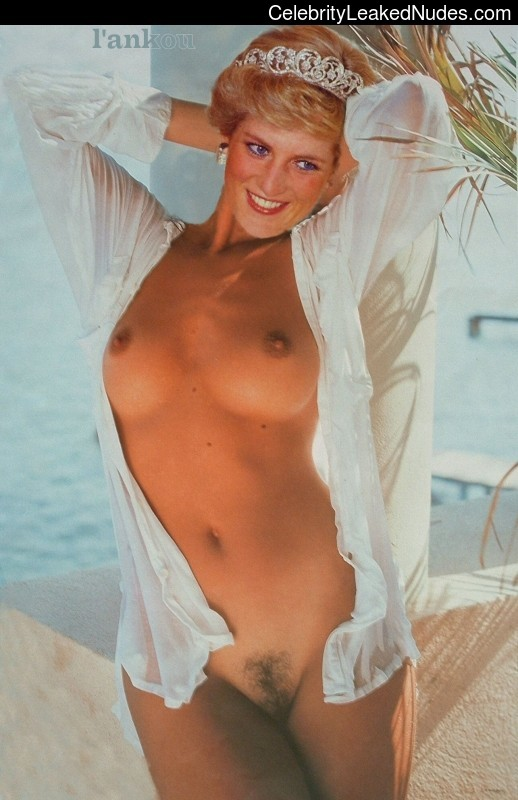 naked Lady Diana 8 pic