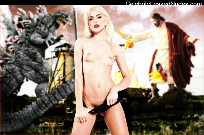 Celeb Naked Lady Gaga 10 pic