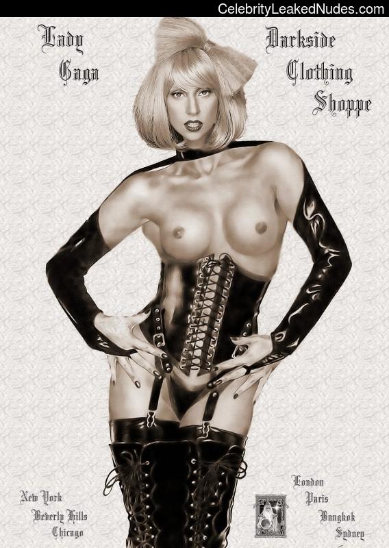fake nude celebs Lady Gaga 12 pic
