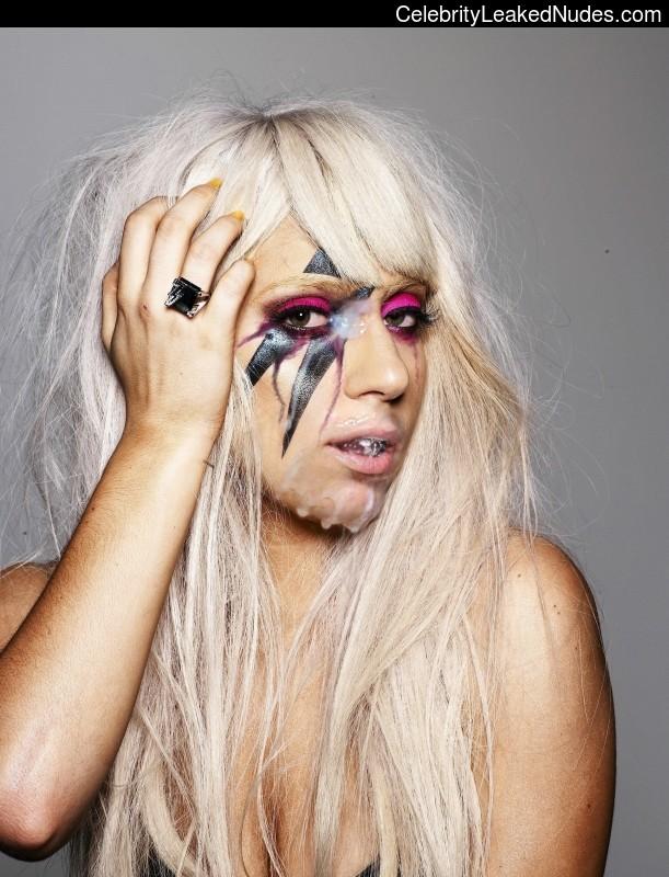Lady Gaga Nude Fakes 42