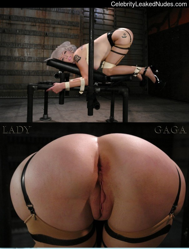 Celeb Nude Lady Gaga 9 pic