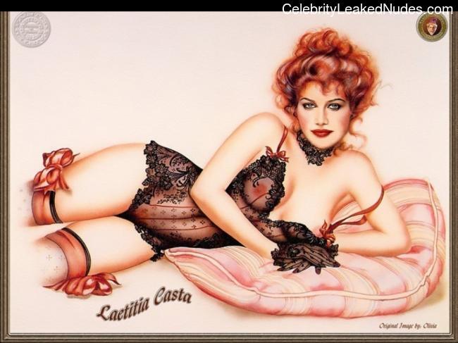 Nude Celeb Laetitia Casta 21 pic