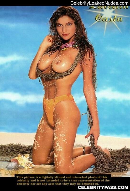 Celeb Nude Laetitia Casta 26 pic