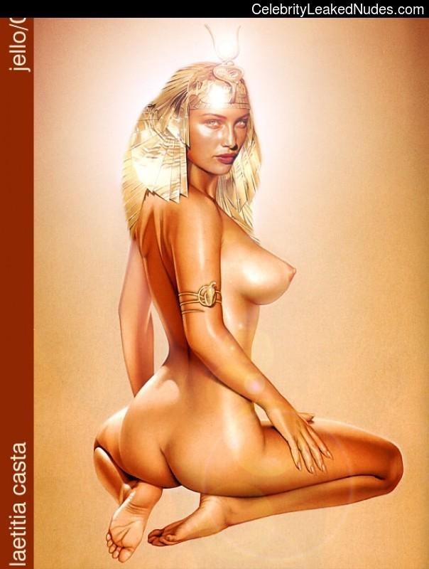 Celebrity Nude Pic Laetitia Casta 6 pic