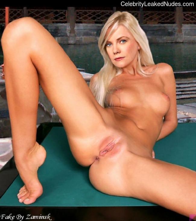 Laura harris naked