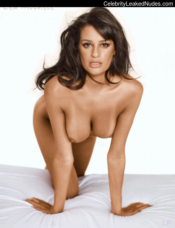 Nude Celebrity Picture Lea Michele 10 pic