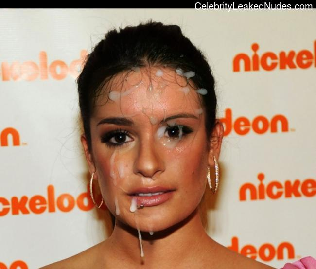 Lea Michele celebrity naked pics
