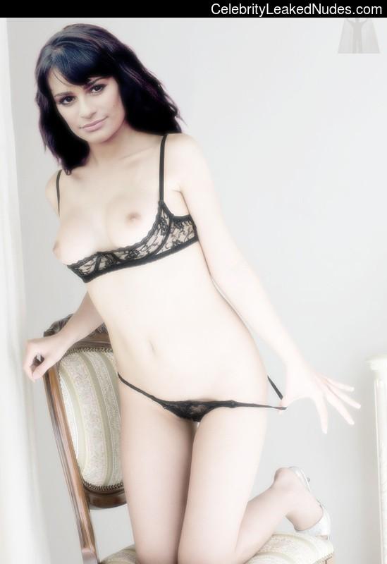 Nude Celeb Pic Lea Michele 12 pic