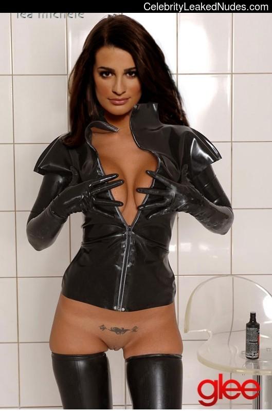 celeb nude Lea Michele 24 pic