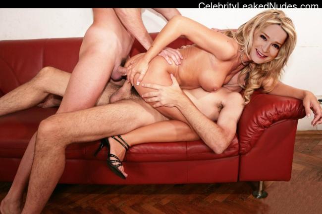 Lena Endre naked celebrities
