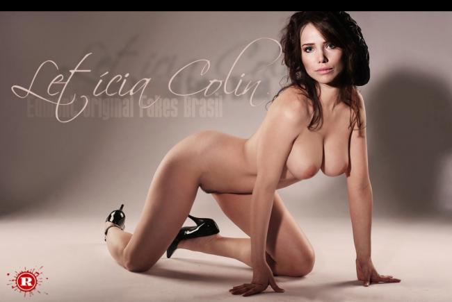 Leticia Colin celebrity naked pics