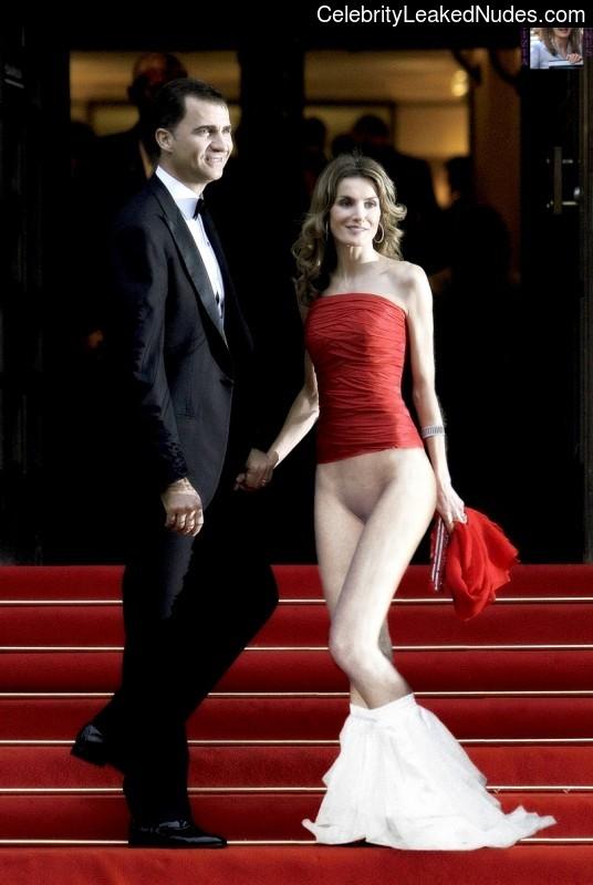 Nude Celeb Pic Letizia Ortiz 14 pic