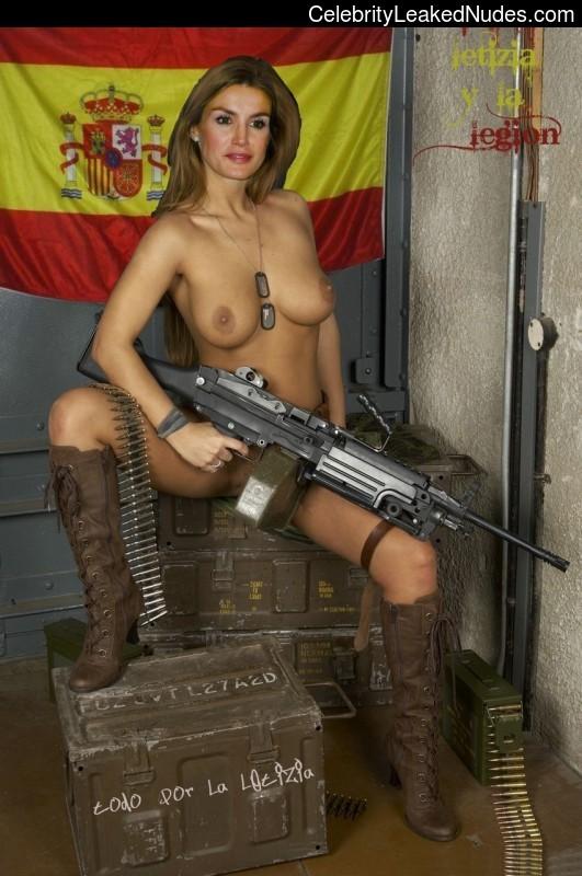 celeb nude Letizia Ortiz 9 pic