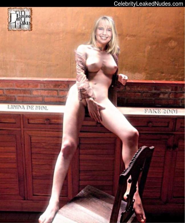 Celebrity Nude Pic Linda De Mol 21 pic