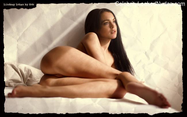 nude celebrities Lindsay Lohan 3 pic