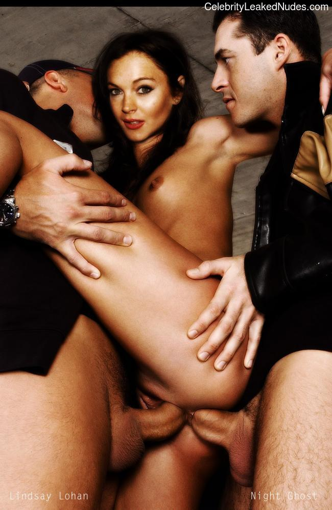 Nude Celeb Pic Lindsay Lohan 4 pic