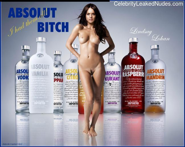Newest Celebrity Nude Lindsay Lohan 9 pic