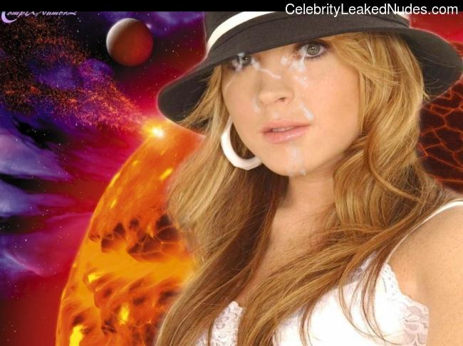 celeb nude Lindsay Lohan 19 pic
