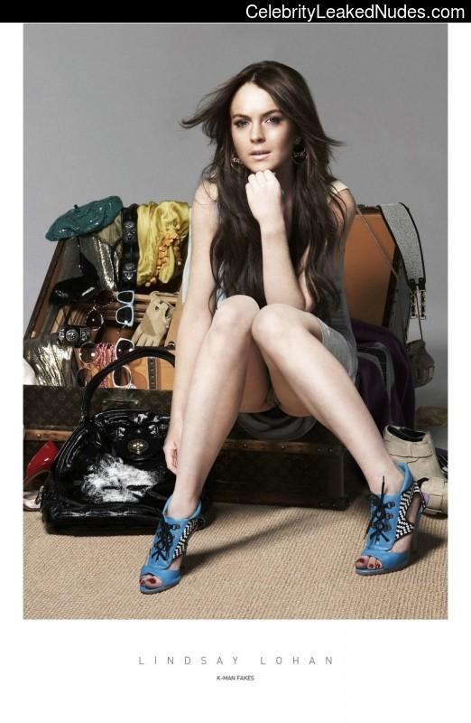 fake nude celebs Lindsay Lohan 20 pic