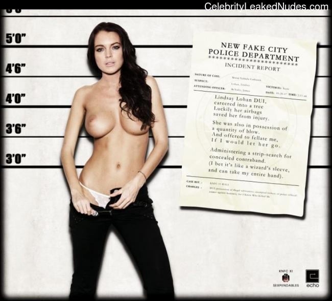 Nude Celebrity Picture Lindsay Lohan 26 pic