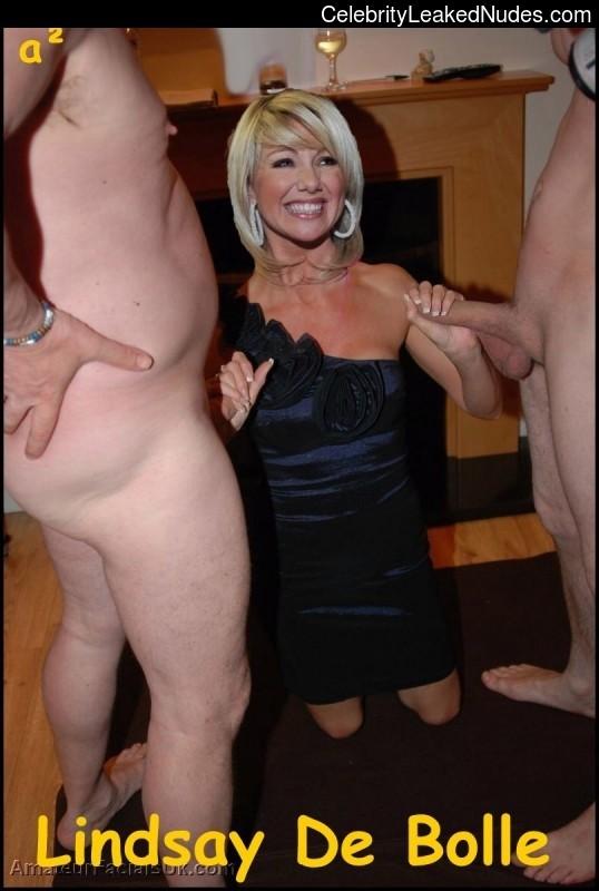 Lindsay de Bolle naked celebrities