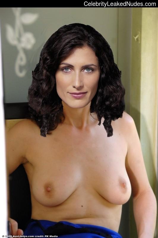 naked Lisa Edelstein 10 pic