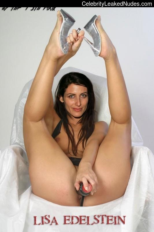 Celeb Naked Lisa Edelstein 20 pic