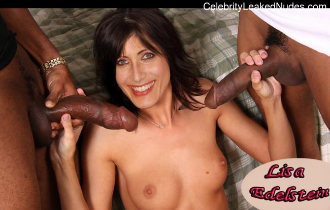 Lisa Edelstein celebrity nude