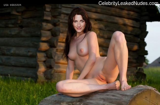 Celeb Naked Lisa Edelstein 5 pic