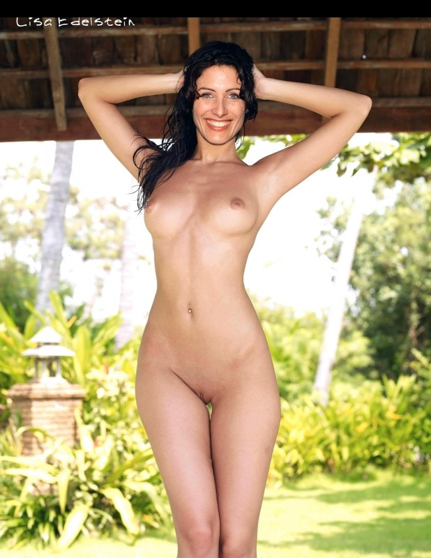 Lisa Edelstein naked celebrity pics